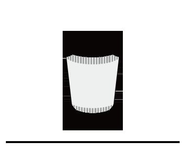 400mlカップの詳細