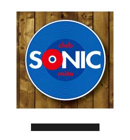 club SONIC mito